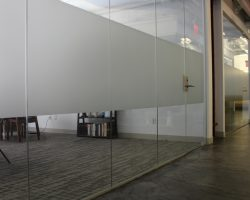 window frosting design, office and home window frosting